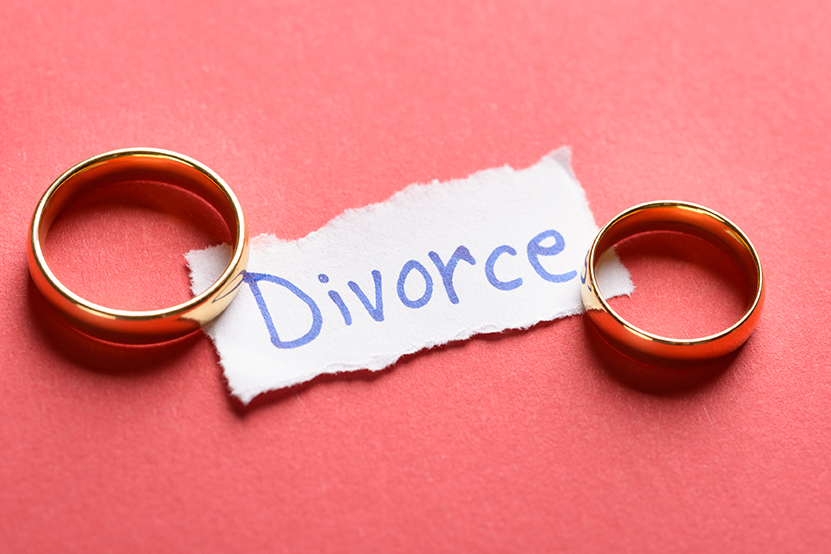 How to Find out if a Divorce Has Been Filed