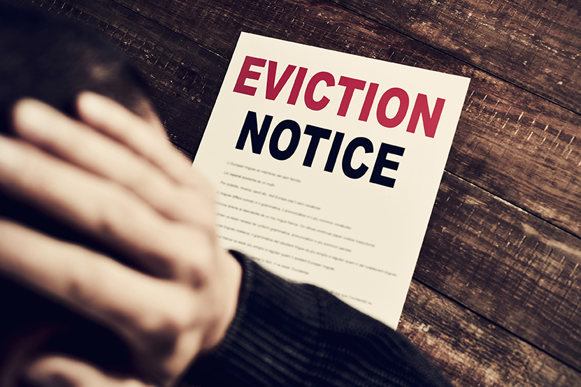 If My Landlord Is Evicting Me Then Accepts Rent Does The Eviction
