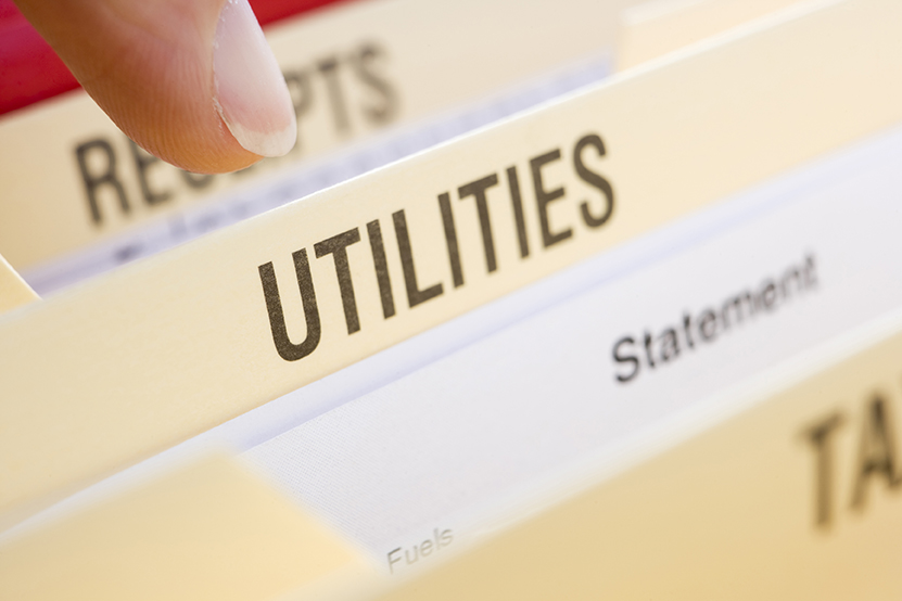 Utilities (heat, electricity, gas or water) | Illinois Legal