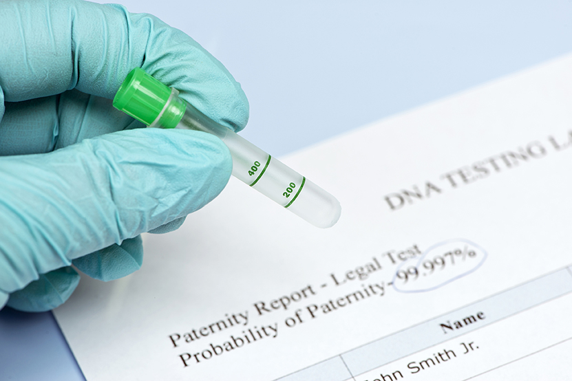 Paternity test basics   Illinois Legal Aid Online